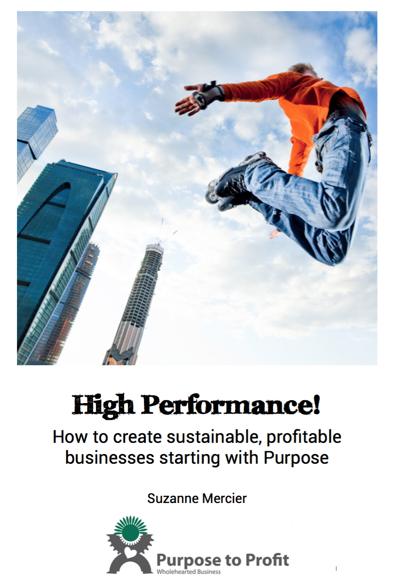 Cover of High Performance White Paper